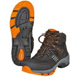 Ochranné šněrovací boty...
