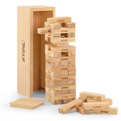 Hra - dřevěná věž