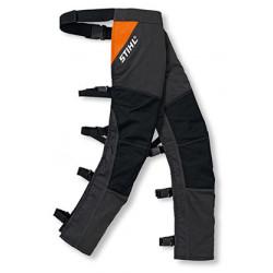 Ochrana přední části nohou...