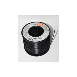 Ø 3,3 mm x 573 m černá